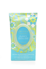 Purify Coconut Water Cleansing wipes